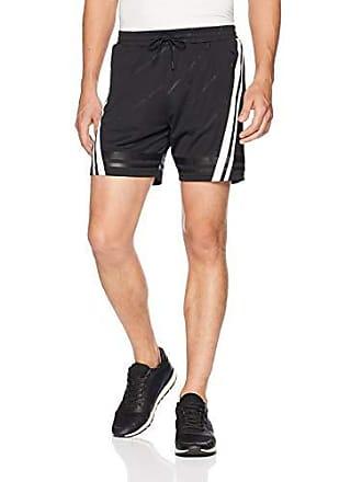 J.Lindeberg Mens Logo TX Jersey Shorts, Black Print X-Large