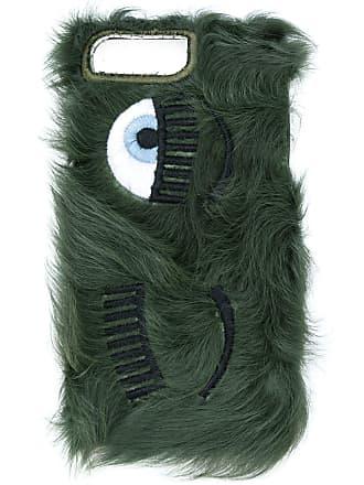 Chiara Ferragni Capa para iPhone 7 Plus - Verde