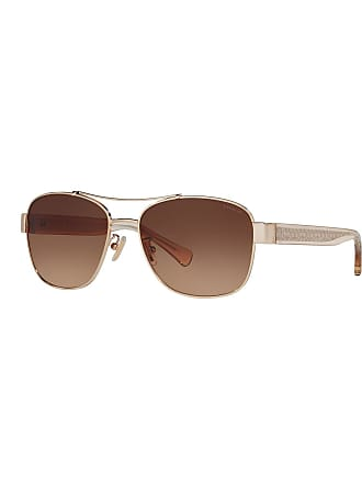 7ffa52a3f92ed Coach Aviator Sunglasses for Women − Sale  up to −71%