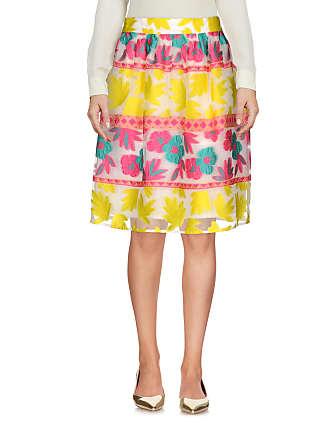 P.A.R.O.S.H. SKIRTS - Knee length skirts su YOOX.COM