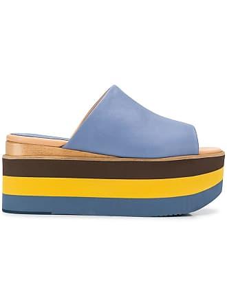 ac1d26c21cd1 Paloma Barceló Aiko platform sandals - Blue