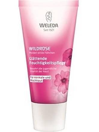 Weleda Gesichtspflege Tagespflege Wildrose Glättende Feuchtigkeitspflege 30 ml