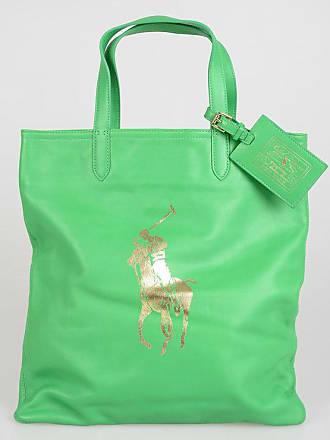 1e0920c008c5 Ralph Lauren Leather Small Tote Bag size Unica