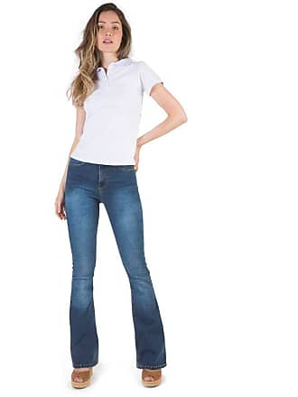 Taco Calça Jeans Flare Stone STONE/42
