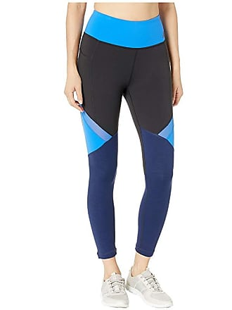 bbe8e315bff16 New Balance High-Rise Transform Pocket Crop Pants (Vivid Cobalt) Womens  Workout