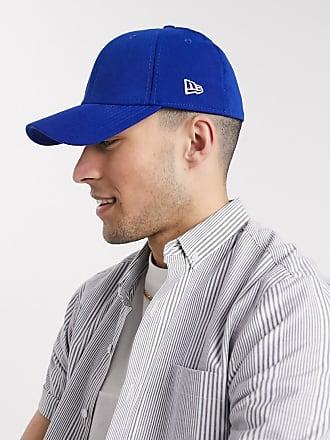 New Era 39thirty - Basic-Kappe-Blau