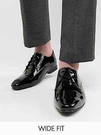 ccca66cd4df Kurt Geiger KG by Kurt Geiger wide fit derby patent shoes