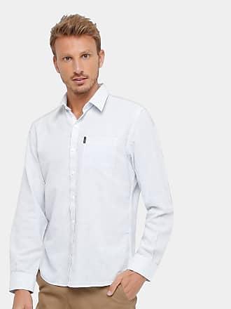 Ellus Camisa Ellus 2nd Floor Frisos New Slim Masculina - Masculino cbb3b3a1e47