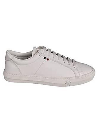 35b82a4c4ced9d Moncler Herren 1037600019Mt001 Weiss Leder Sneakers