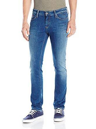 d1dc1aa1eb6b10 Tommy Hilfiger Denim Mens Jeans Original Skinny Sidney Jean, Mid Comfort,  30x32