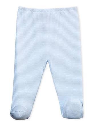 Petit Bateau Pantalón con pies para bebé niño e9245ca46fd