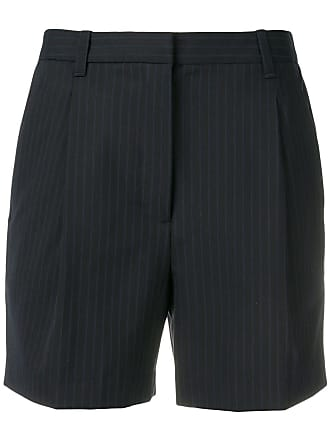 3.1 Phillip Lim Pinstriped shorts - Blue