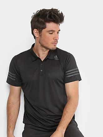 f4ffeaa4c86 adidas Camisa Polo Adidas Climacool Masculina - Masculino