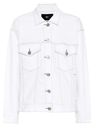 3x1 Stretch-cotton denim jacket