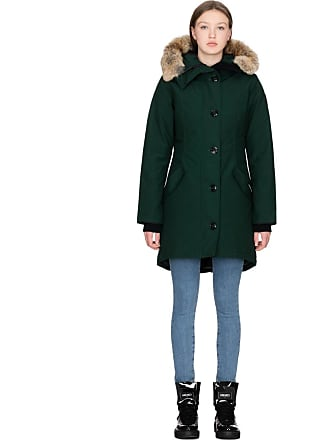 Canada Goose Rossclair Parka - Spruce