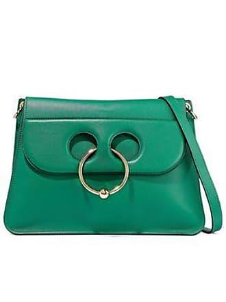 J.W.Anderson J.w.anderson Woman Pierce Medium Leather Shoulder Bag Forest Green Size