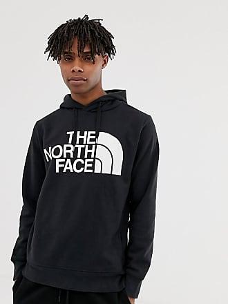 The North Face Mega Half Dome hoodie in black - Black