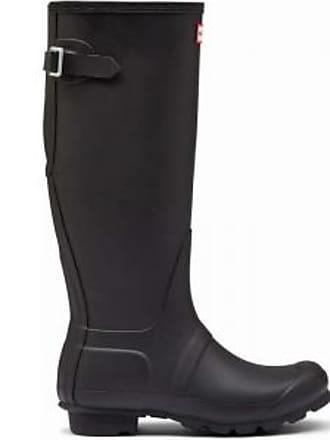 452ffdfca078 Hunter Womens Original Back Adjustable Rain Boots