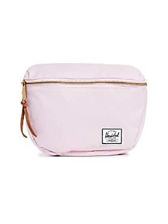 fbe9302cce8 Herschel Fifteen Fanny Pack Pink Lady Crosshatch One Size