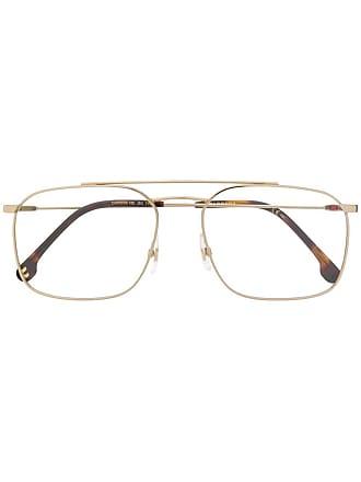 Carrera Armação de óculos aviador - Dourado