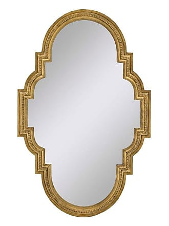 Paragon Picture Gallery Paragon Stellar Wall Mirror - 23W x 36H in. Antique Gold - 8793