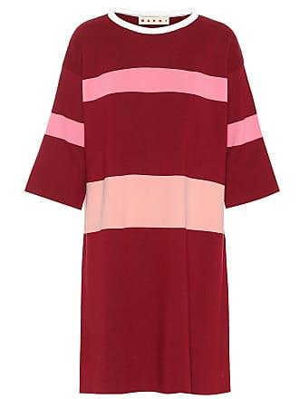 Marni Wool and cashmere-blend dress