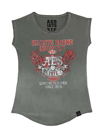 AES 1975 Camiseta AES 1975 Degradê - GG