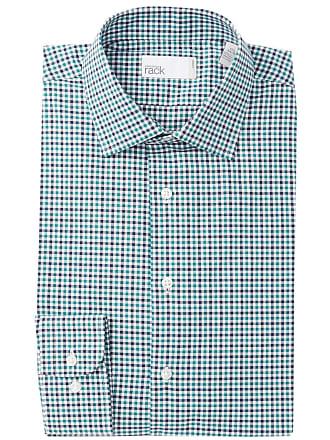 Nordstrom Rack Trim Fit Gingham Dress Shirt