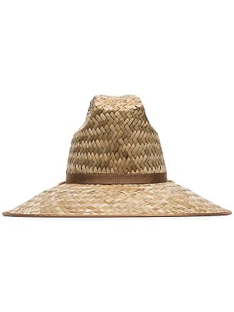 00f746290c729 Gucci brown Michele straw hat - Neutrals