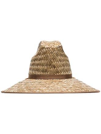 5b640802eb2d1 Gucci brown Michele straw hat - Neutrals