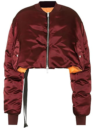 Unravel Reversible cropped down jacket