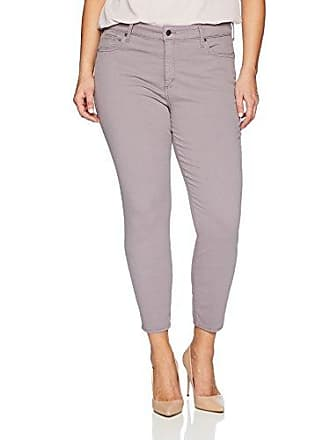 NYDJ Womens Plus Size Alina Ankle, Mineral Reactive, 16W