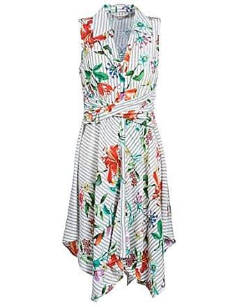 5153bee63957d3 Versandkosten. Derhy FLANELLE Kleider Damen Multicolor - S - Kurze Kleider