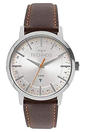 Technos Relógio Technos Steel Masculino 2115mmh/1b