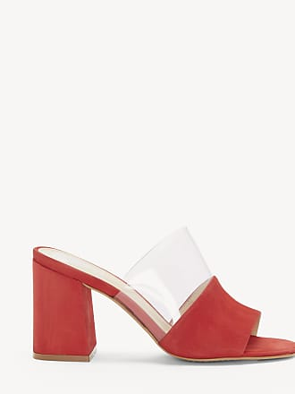 Vince Camuto Womens Nechesta In Color: Pomodoro Red Shoes Size 10 Synthetic From Sole Society
