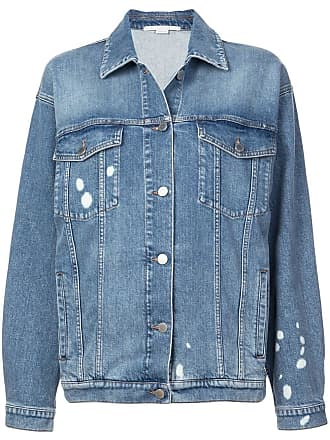 Stella McCartney Blue Denim Jacket - The Webster