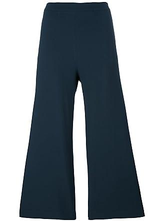 Fabiana Filippi flared trousers - Blue