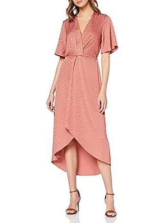 0391fb8cf7 Dorothy Perkins Twist Wrap Midi Dress Vestido