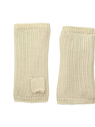 Hat Attack Rib Knit Cozy Arm Warmer (Oat) Extreme Cold Weather Gloves