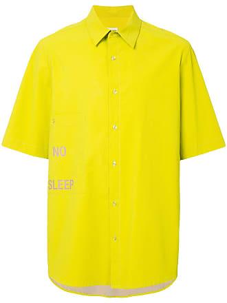 Ex Infinitas No Sleep short sleeve shirt - Amarelo