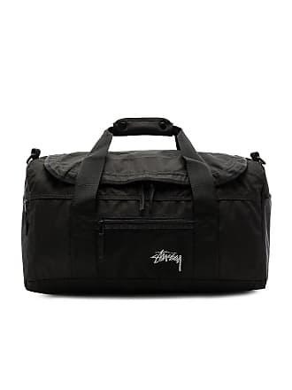 Stüssy Stock Duffle Bag in Black
