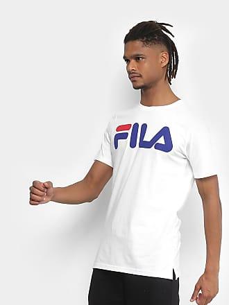 b2e4add2b76 Fila Camiseta Fila Letter Masculina - Masculino