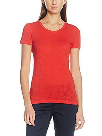 0dad61e63 Marc O Polo 701226151263-Camiseta Mujer Rojo (Glaring Red 319) XL