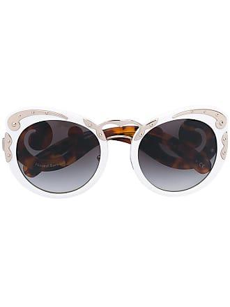 56fe4372e Branco Óculos De Sol: 13 Produtos & com até −40% | Stylight