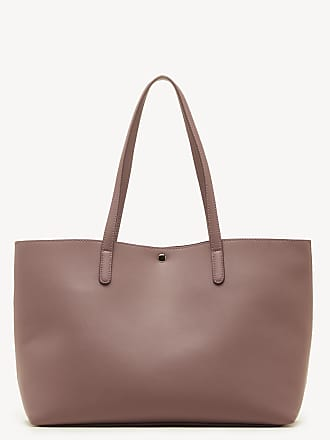 Sole Society Womens Zeda Tote Vegan Mauve Vegan Leather From Sole Society