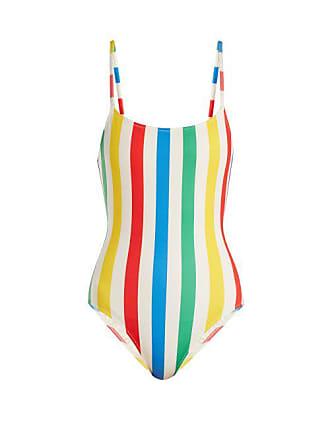 3ef3208d685 Solid & Striped The Nina Scoop Back Swimsuit - Womens - Multi Stripe