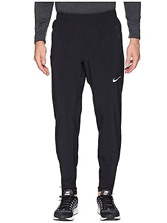 8eae56428c937a Nike Essential Woven Pants (Black Black) Mens Casual Pants