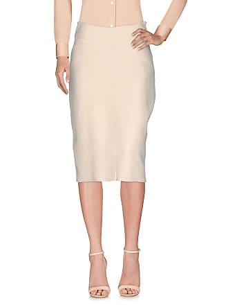 Elisabetta Franchi SKIRTS - Knee length skirts su YOOX.COM