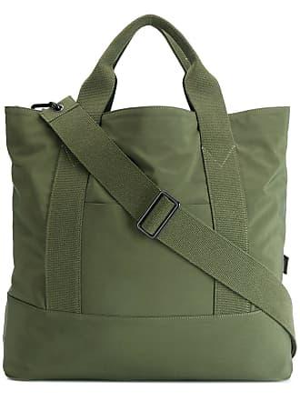 Aspesi large shopper tote - Verde