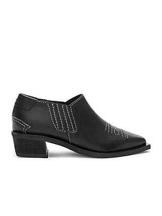 Reike Nen Western Loafer in Black